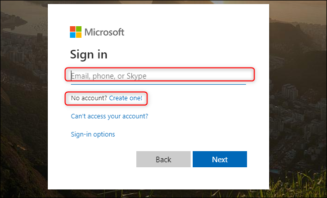 Microsoft Teams Login