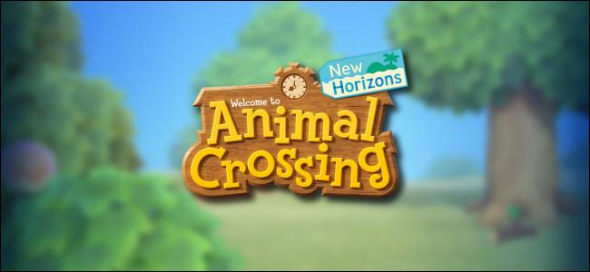 Animal Crossing: New Horizons Hero Image