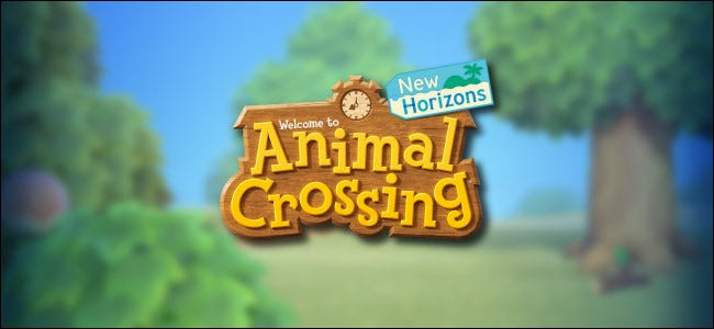 Animal Crossing: New Horizons Hero Image