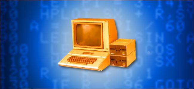 An Apple II Floating in Wozniakspace