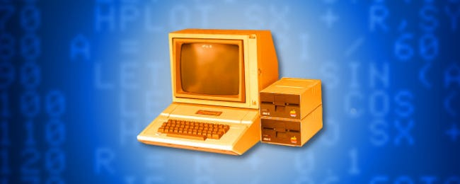 How to Write an Apple II BASIC Program in Your Web Browser