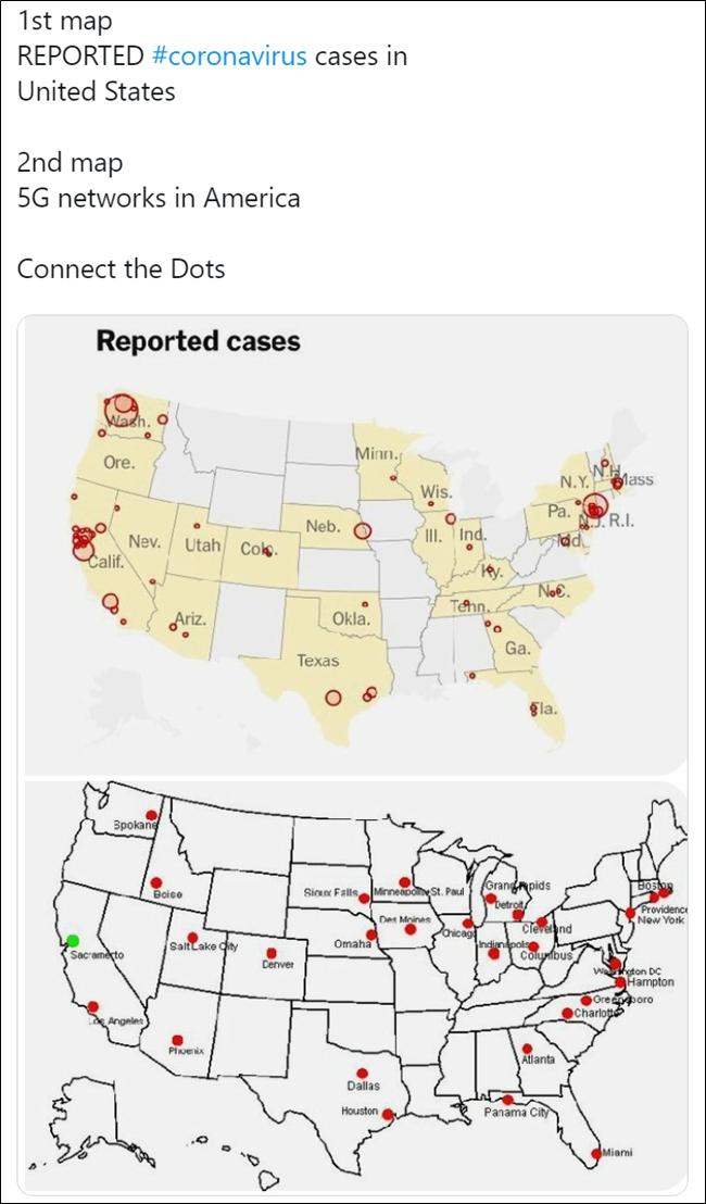 Coronavirus Maps