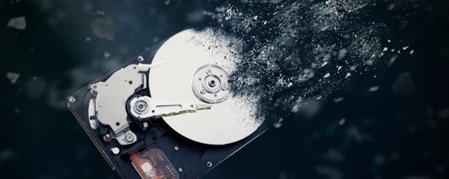 Bit Rot: How Hard Drives and SSDs Die Over Time