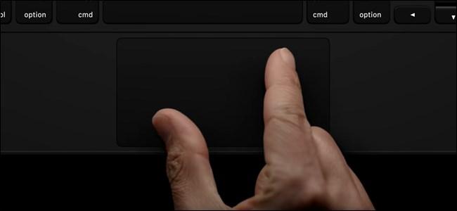 iPad Magic Keyboard Trackpad
