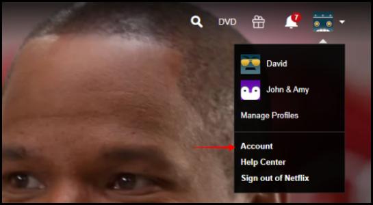 Netflix Account Management