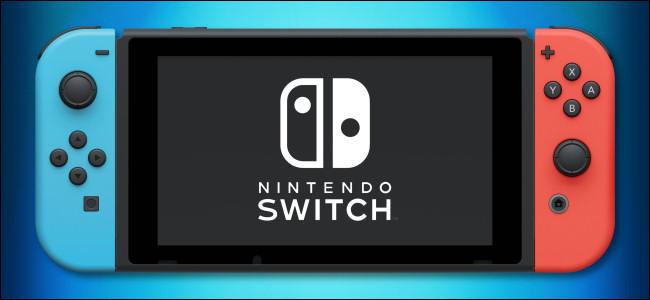 Imagen de héroe de Nintendo Switch
