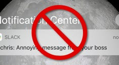 How to Disable Notification Center on iPhone Lock Screen