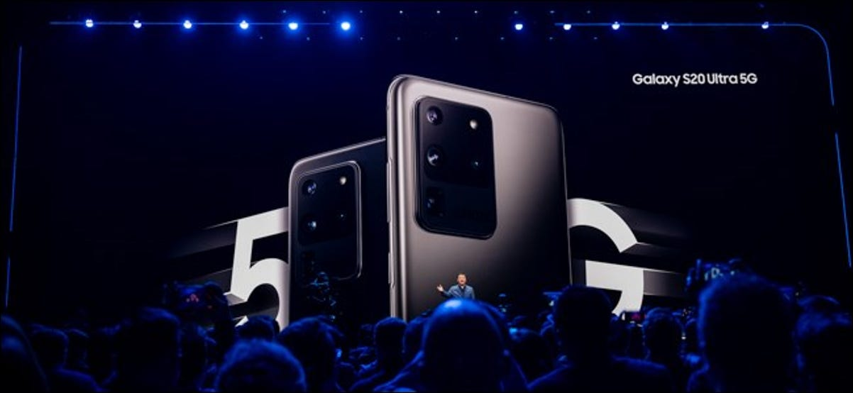 Samsung Galaxy S20 Unpacked Unveiling