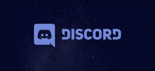 O logotipo Discord.