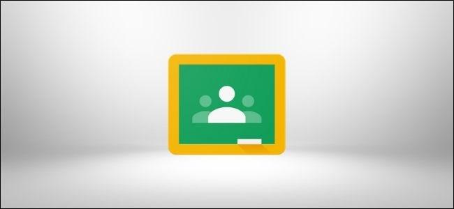 El logotipo de Google Classroom.