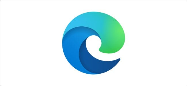 Microsoft Edge logó