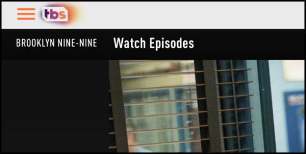 TBS Brooklyn Nine-Nine