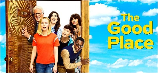 The Good Place Ad