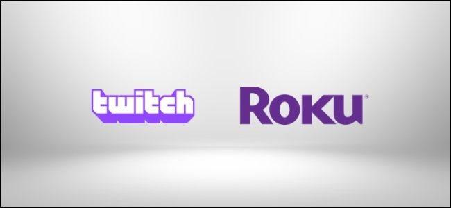 Twitch and Roku logos