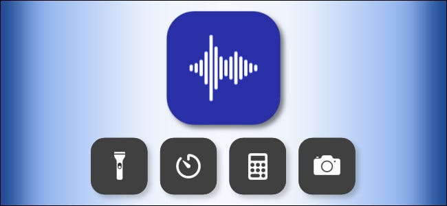 iOS Voice Memos Logo Hero