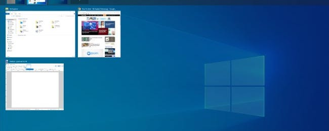 How to Rearrange Windows with Keyboard Shortcuts on Windows 10