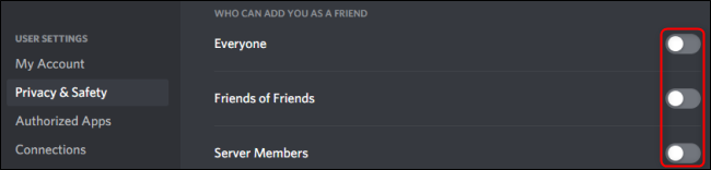 Discord Who Can Add