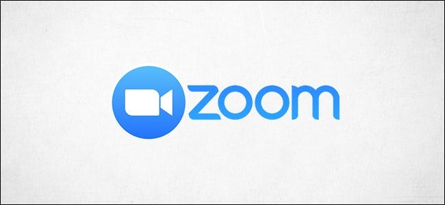 The Zoom logo.