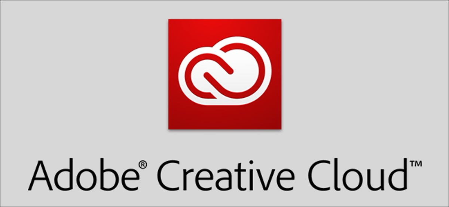 Adobe Creative Cloud logo.
