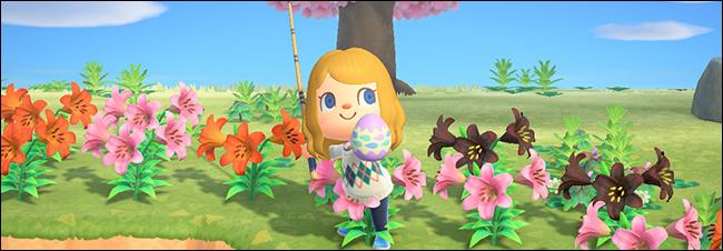Animal Crossing New Horizons Bunny Day egg