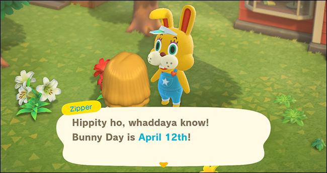 Animal Crossing New Horizons Bunny Day(2)