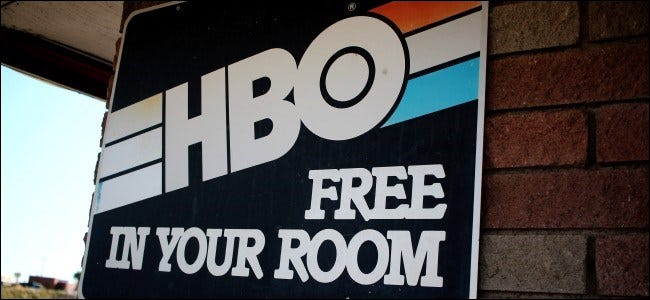 Free HBO Sign
