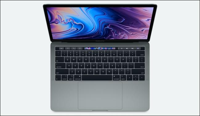 A 2019 MacBook Pro.