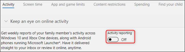 Microsoft Activity