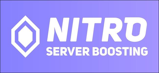 The Discord Nitro Server Boosting logo.