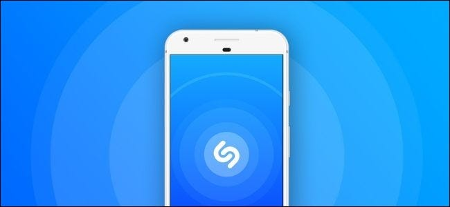 Shazam App iPhone Identification