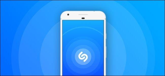 Shazam App iPhone Identification