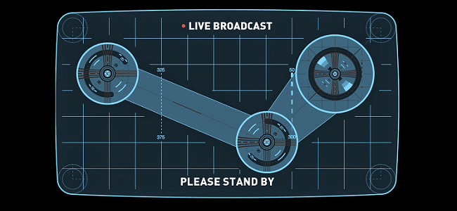 """The Steam """"Please Stand By"""" screen."""