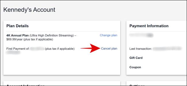 CuriosityStream Cancel Plan