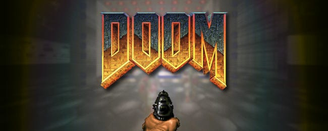 """How to Play Classic """"Doom"""" in Widescreen on Your PC or Mac"""