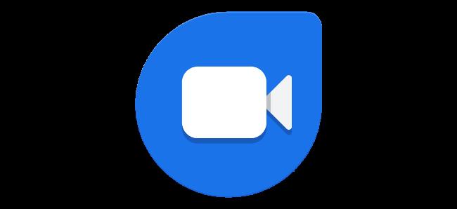 The Google Duo logo.