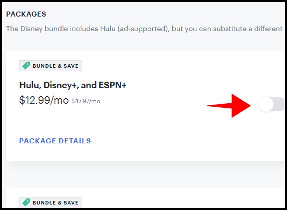 Hulu Select Plan