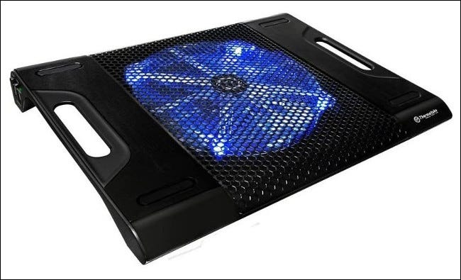 Thermaltake Laptop Cooling Station