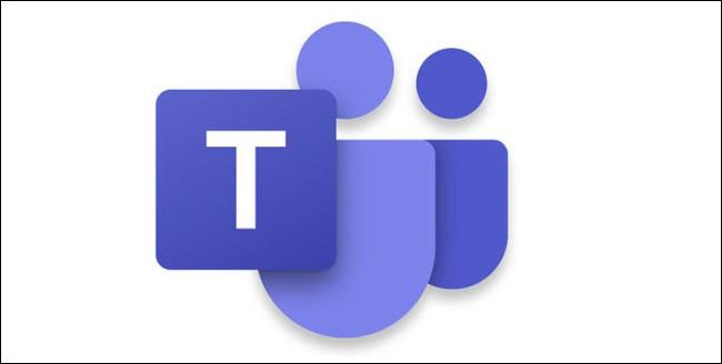 The Microsoft Teams logo.