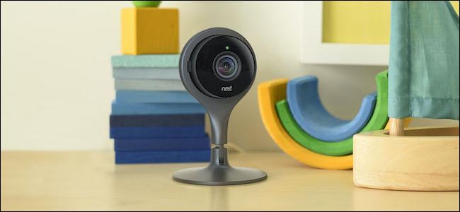 Nest Indoor Camera
