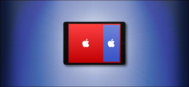 Slide Over on iPad Hero