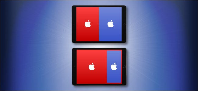 Apple iPad Split View and Slide Over Hero