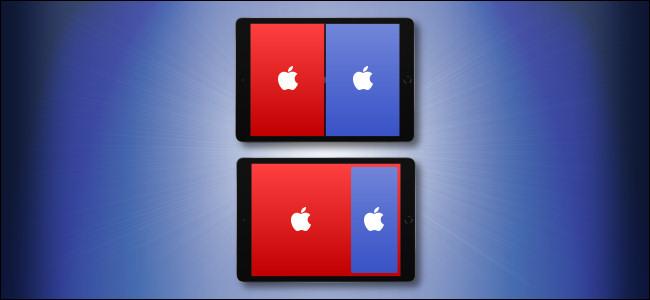 Apple iPad Split View and Slide Over Hero