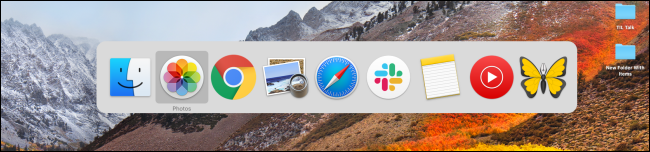 Mac Tab Switcher