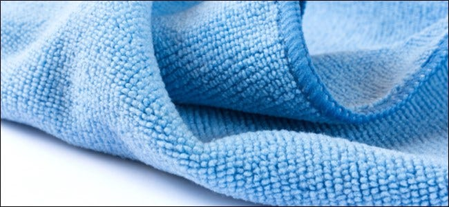 Microfiber Towel or Cloth