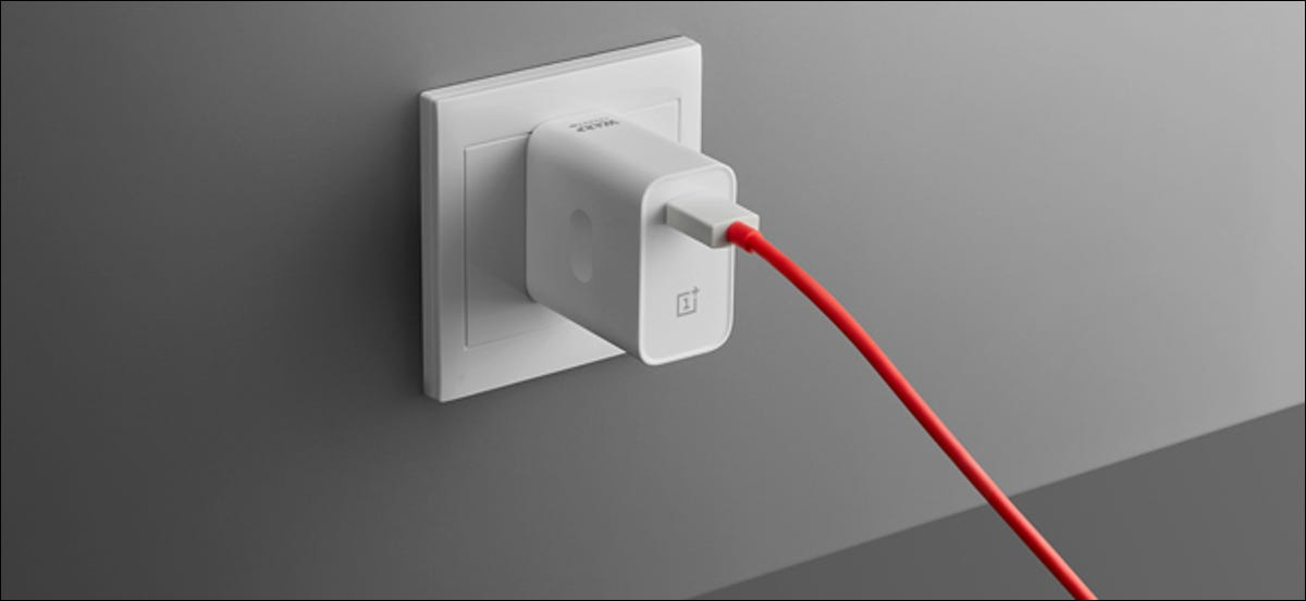 OnePlus 30W Wall Charger