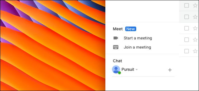In meet