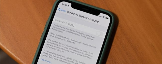 No, the iOS 13.5 iPhone Update Won't Send Your Health Data to the Government