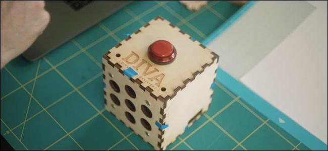botão diva