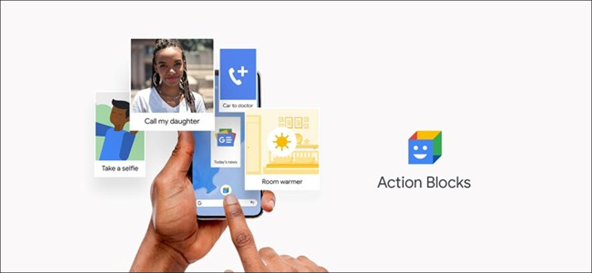 Google Assistant Action Blocks App Icon