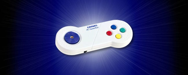 How the Gravis PC GamePad Transformed PC Gaming in the '90s